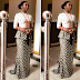 Genevieve Nnaji stuns at Oba of Benin coronation