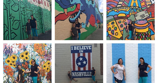 StaciBishop.com: Family Friendly Nashville Mural Tour Plan