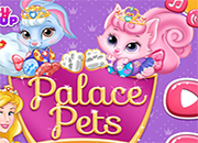 Disney Palace Pets Playdate