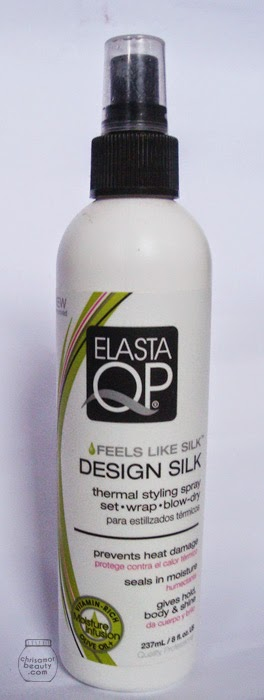 Elasta QP  Design Silk Thermal Styling Wrap