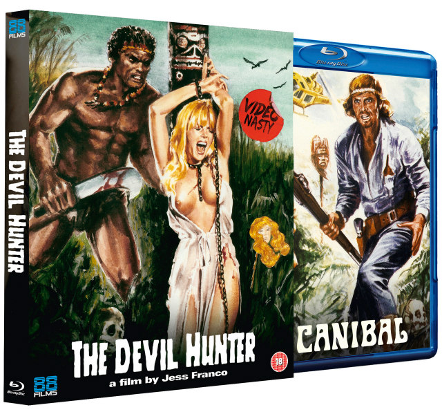 devil hunter bluray