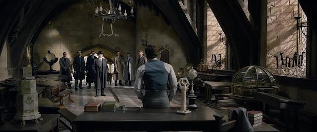 Faltam 23 dias para 'Animais Fantásticos: Os Crimes de Grindelwald' | Ordem da Fênix Brasileira
