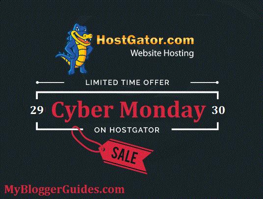 Hostgator_Cyber_Monday_Sale_2016, Hostgator Cyber Monday Discount Offers, Hostgator Cyber Monday Deals, Hostgator Cyber Monday Coupons