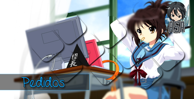 Resultado de imagen para pedidos anime
