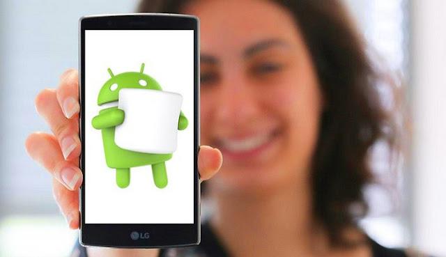 80+ Merek Smartphone Yang Dapat Update Android 6.0 Marshmallow