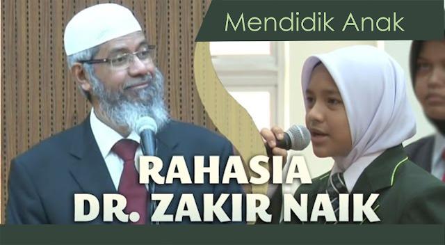 Rahasia Zakir Naik