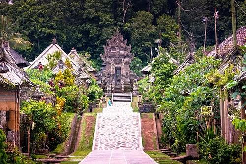 Tempat Seram di Bali