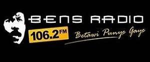 Streaming Bens Radio 106.2 fm Jakarta
