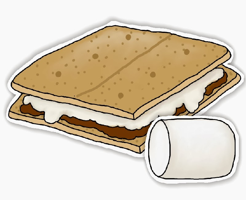 just bee  n me finally feels like fall smores clip art jpeg s'more clipart