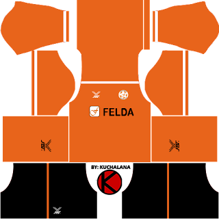 Felda United Kits 2016 -  Dream League Soccer 2016 and FTS15