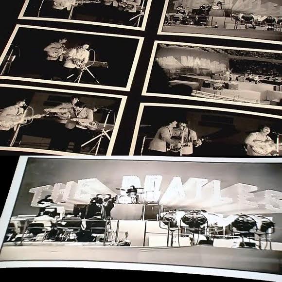 Photos des Beatles prises par Katsuo Abe découvertes au Japon