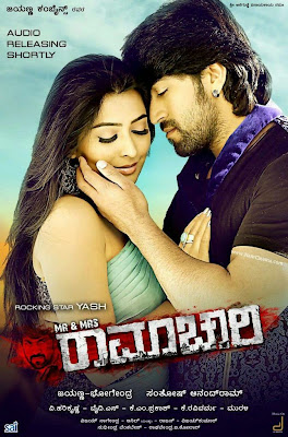 Yash's Movie Mr & Mrs Ramachari First Look Posters