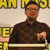 Soni Sumarsono Kembali Dilantik Menjadi Plt Gubernur DKI