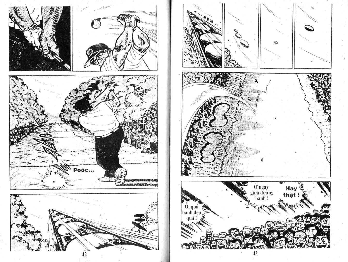 Ashita Tenki ni Naare chapter 46 trang 21