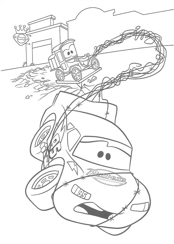 Quotes Free: Disney Cars Coloring Pages Printable | free printable disney pixar cars coloring pages