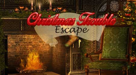 365Escape Christmas Troub…
