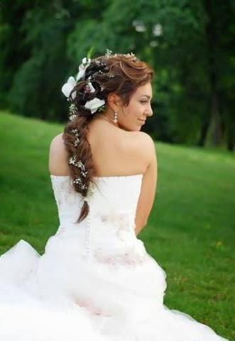 ทรงผมแต่งงาน