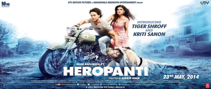 Watch Heropanti 2014 Big Blockbuster Movie