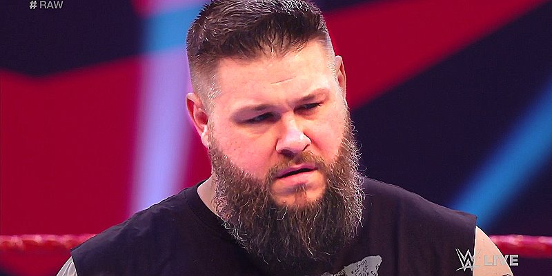 Kevin Owens Comments on Teaming With Rey Mysterio