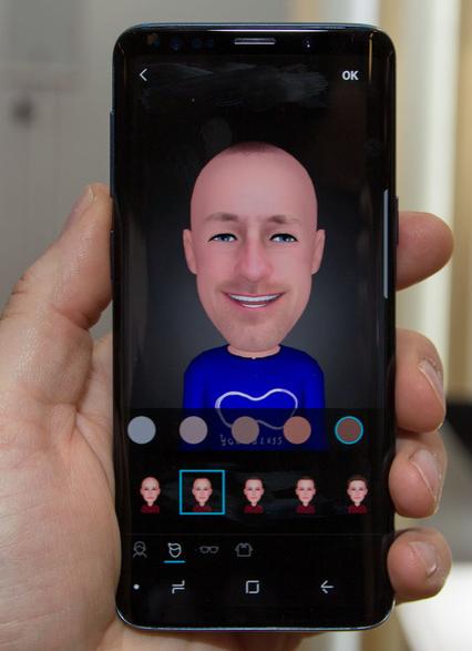Bagaimana cara membuat dan menggunakannya AR Emoji Di