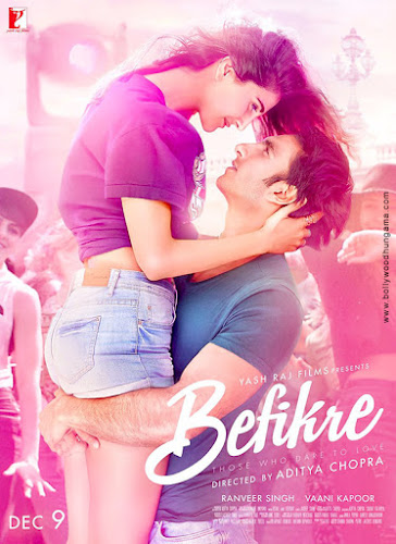 Befikre (2016) Movie Poster