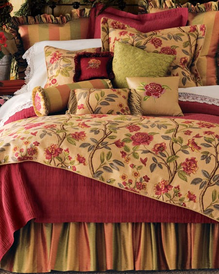 10 Design Ideas For Warm Bedding For Your Bedroom 5