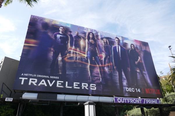 Travelers season 3 billboard