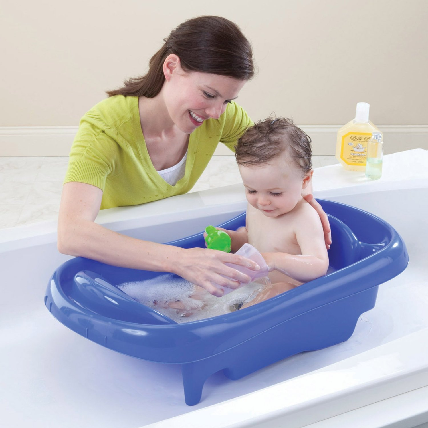 LO outgrown her baby bath? - BabyCenter
