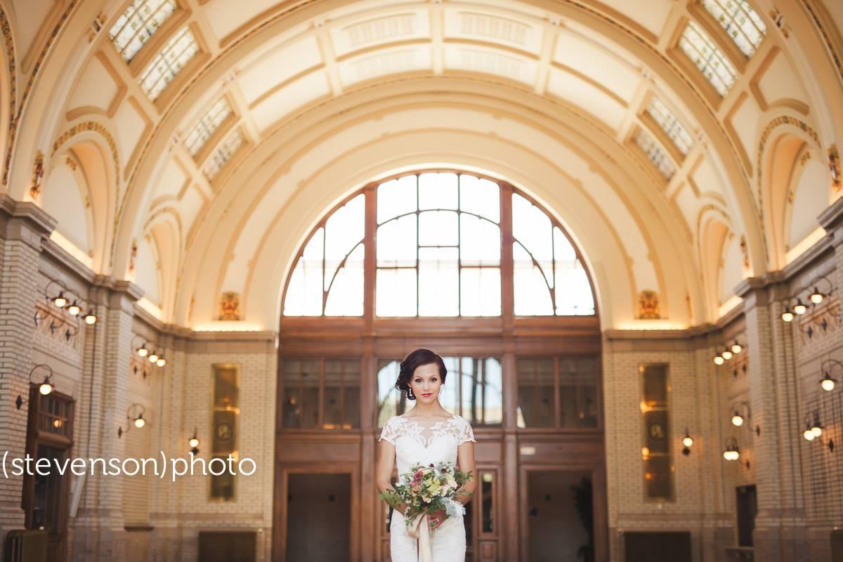Stevenson Photography Wedding Day Magazine Cover Shoot
