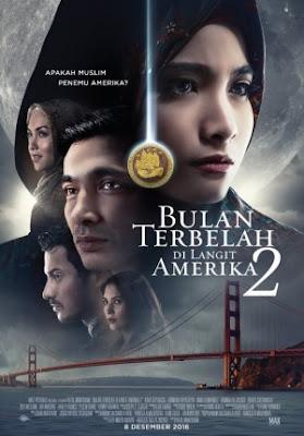 Trailer Film Bulan Terbelah di Langit Amerika 2 2016