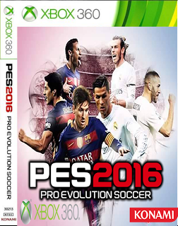 Download - PRO EVOLUTION SOCCER 2016 1.6 (XBOX-360)