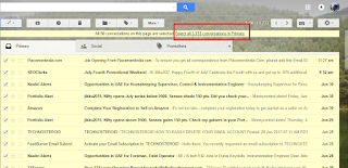 HOW TO KNOW YOUR GMAIL BALANCE STORAGE CAPACITY