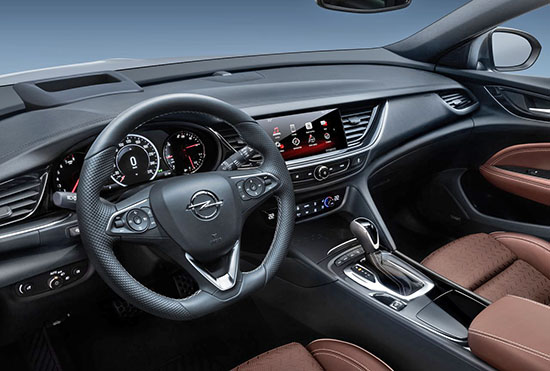 All new Opel Insignia Sports Tourer (2018 Buick regal Wagon)