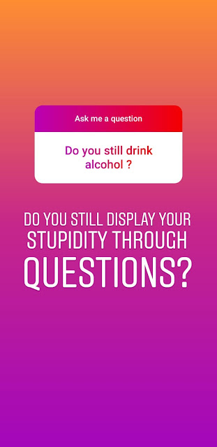 Ex-Big Brother Naija housemate Ifu Ennada, blast followers during questions and answer session on Instagram