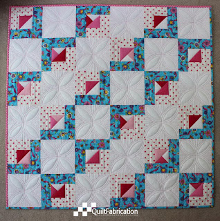 Little Bit of Sweetness quilt