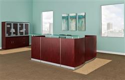 Mayline Medina Reception Desk