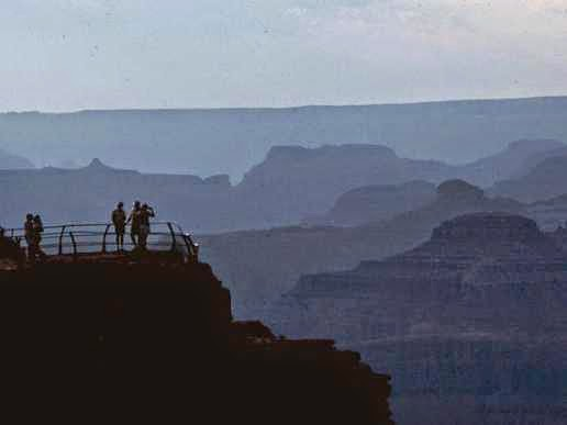 "Traditional geology fails to explain observed formations. Biblical creationist models of Noah's Flood do a far better job of explaining what we see. The Grand Canyon is the most popular example, but it is not the only ""grand canyon"" on Earth."