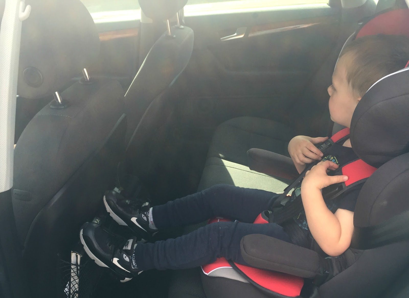 Car Seat Fitting Newcastle