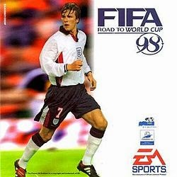 FIFA 98 Soccer Game