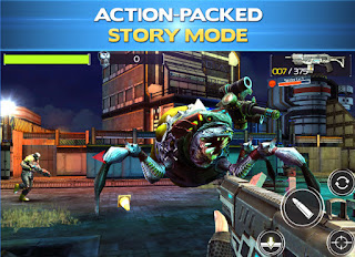 Strike Back Elite Force FPS Mod