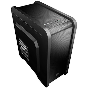 Configuración PC de sobremesa por unos 450 euros (AMD Ryzen 5 1400 + AMD Radeon RX 470 4 GB)