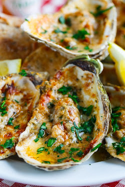 Chargrilled Oysters