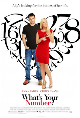 What's Your Number Movie - Anna Faris and Chris Evans