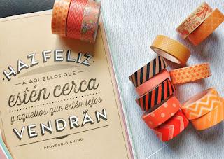 Washi Tapes en Argentina - www.soyunmix.com