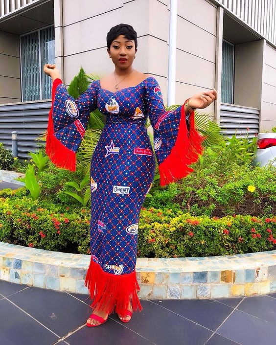 Elegant African Dress Styles To Rock To Weddings This Weekend