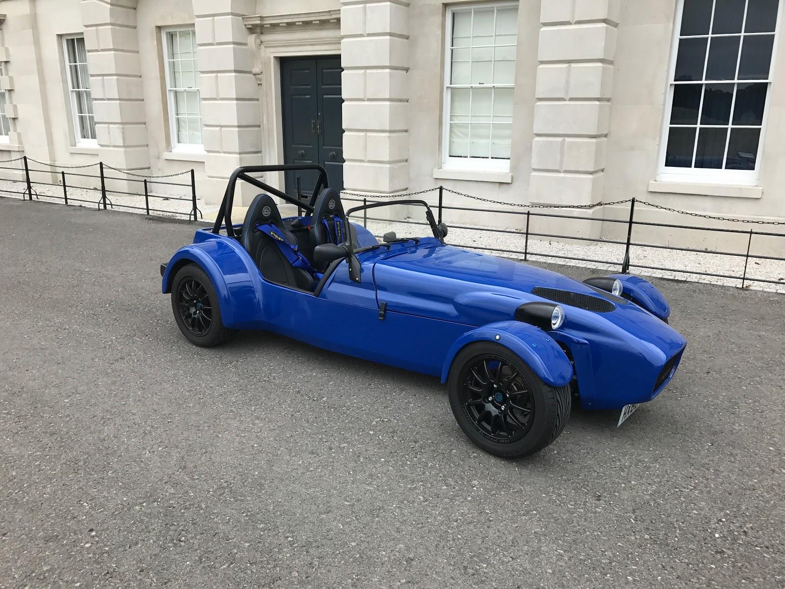 Keiths Westfield Kit Car