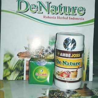 Produk De Nature/Obat Wasir Paling Ampuh