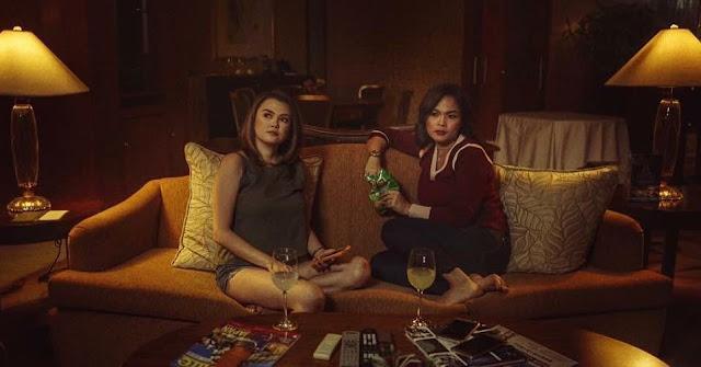 """Teaser Photo: Angelica Panganiban and Judy Ann Santos in """"Ang Dalawang Mrs. Reyes"""""""
