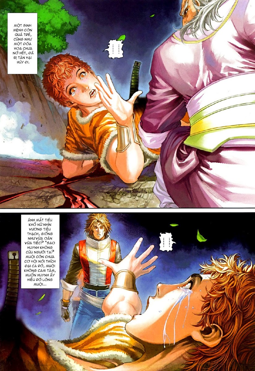 Ôn Thụy An Quần Hiệp Truyện chap 74 trang 20