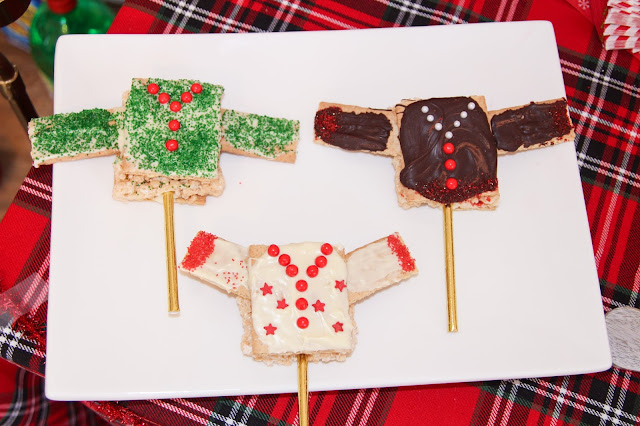 Ugly Christmas Sweater Party by The Celebration Stylist
